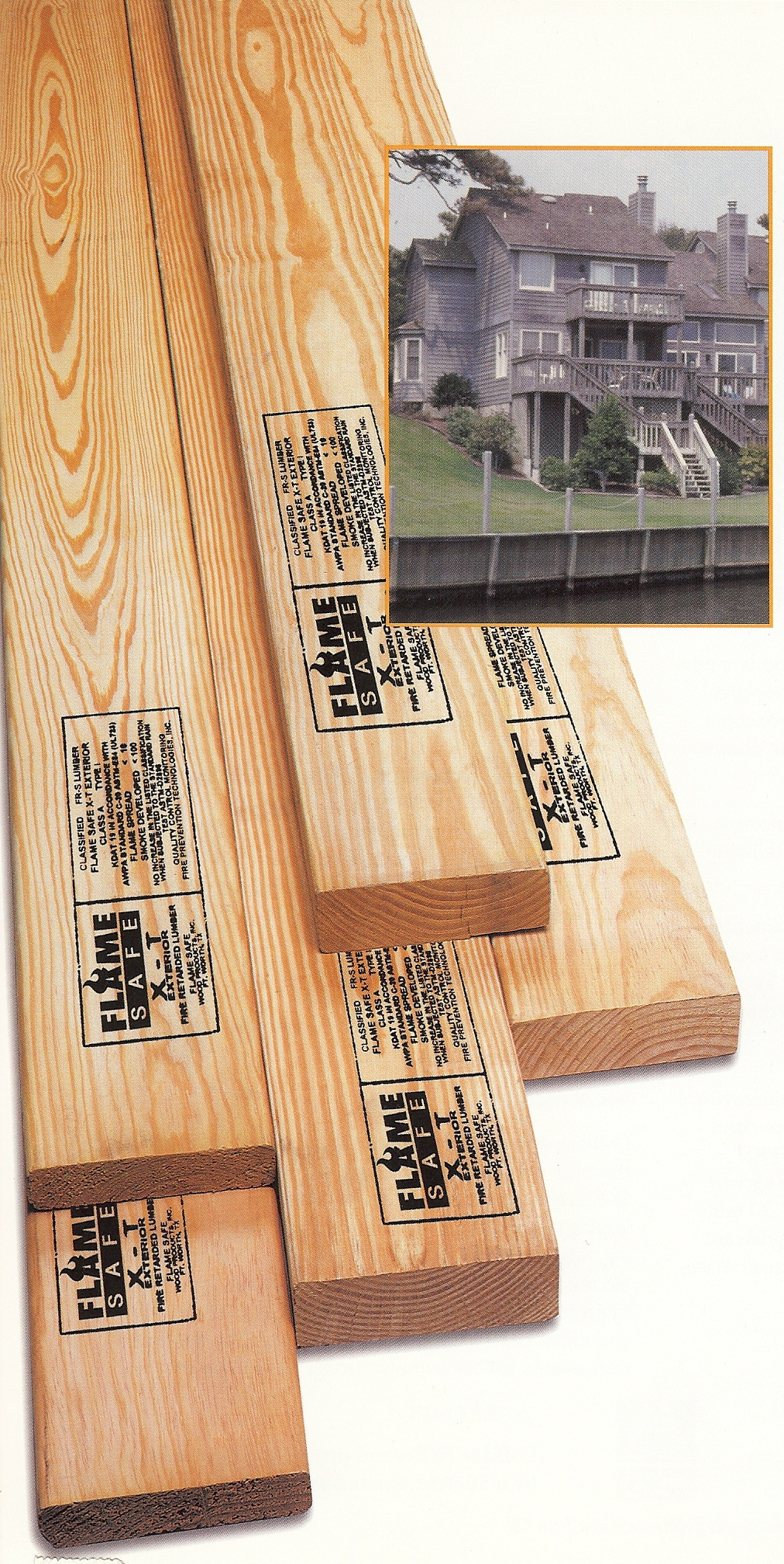 exterior lumber